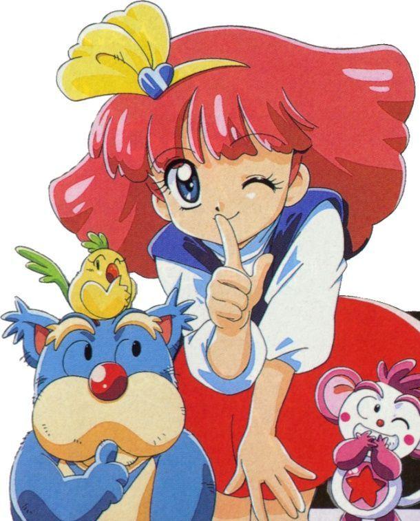 Princess Minky Momo